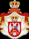 CoA Kingdom of Yugoslavia (Greater Germany)