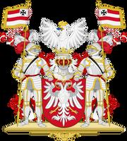 CoA Grandduchy of Frankfurt by TiltschMaster