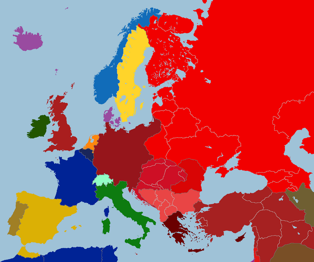 Image Gallery europe 1938