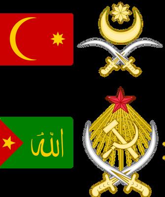 Arabian Peninsula (A Greater Germany)