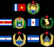 Central American Federal Council Republic by TiltschMaster