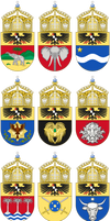 Central Powers Victory Colonial Empire