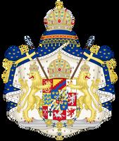CoA Swedish Empire by TiltschMaster
