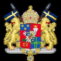 CoA Swedish Overseas Empire by TiltschMaster