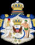 CoA United States monarchy