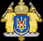 CoA Ukrainian Hetmanate (Central Victory)