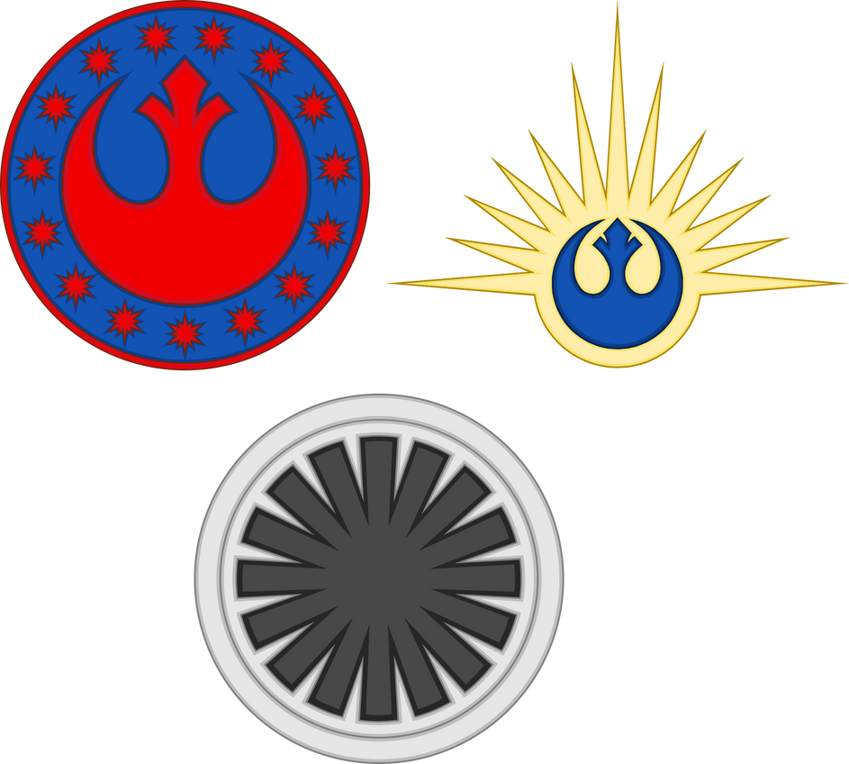 Galactic republicfirst order emblemes by tiltschmaster on deviantart galactic republicfirst order emblemes by tiltschmaster buycottarizona Choice Image