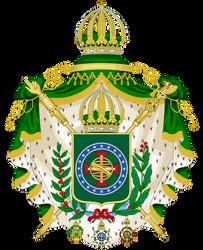 CoA Empire of Brazil by TiltschMaster