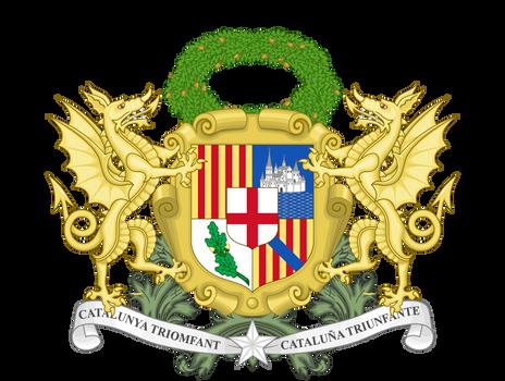 CoA Republic of Catalonia