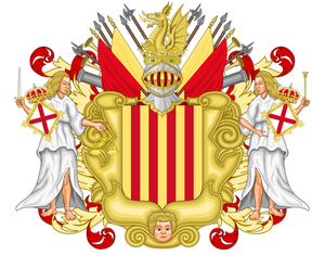 Coat of arms Catalonia