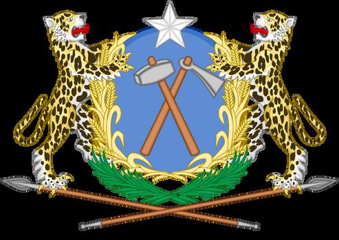 CoA Somali Democratic Republic