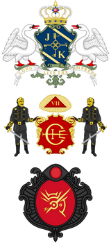 Dishonored Coats of Arms
