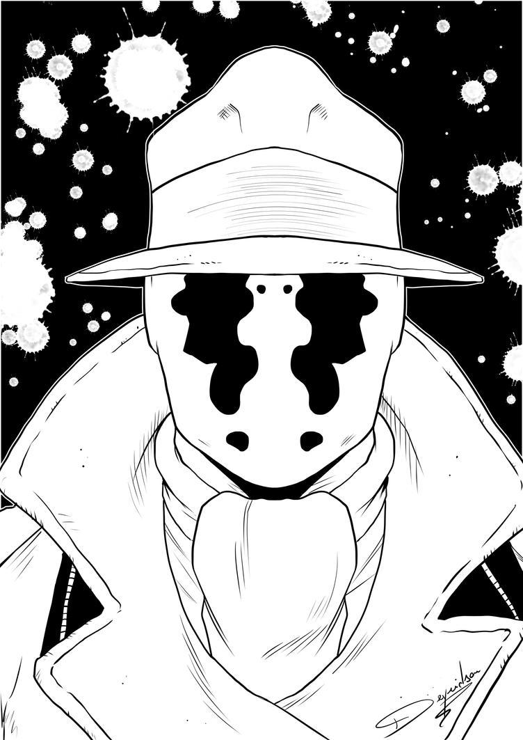 Rorschach by Deyvidson