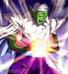 Commission : Piccolo Jr (Dragon Ball Z) by Deyvidson