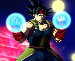 Commission: Bardock (Dragon Ball Z Movie)