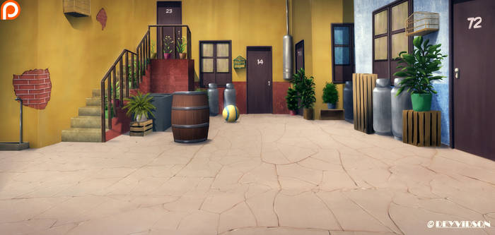 Background Chaves del 8