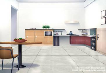 [ + Video] Background Kitchen! by Deyvidson