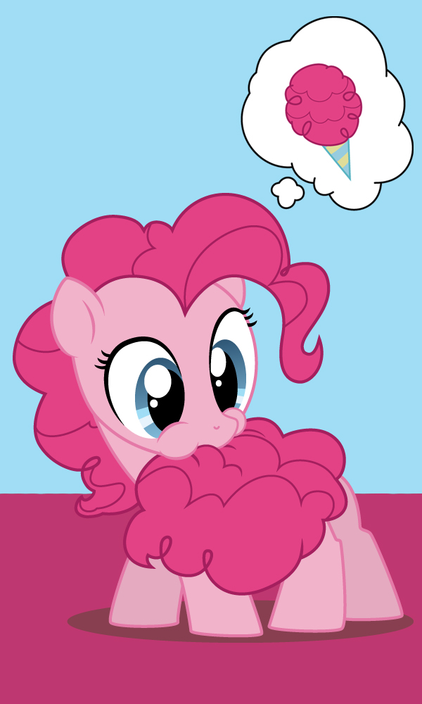 pinkie_pie_eating_her_tail_phone_backgro