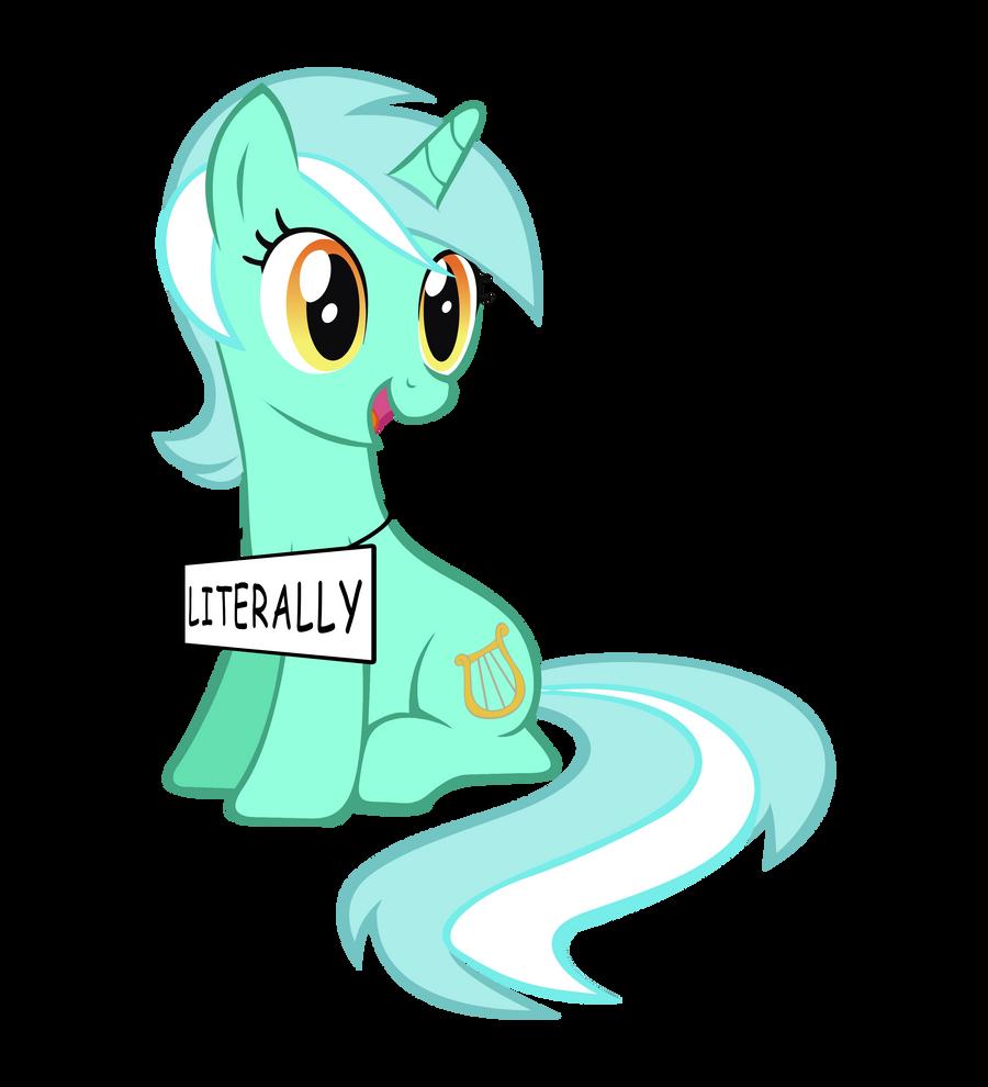 Literally Lyra Literally Sitting