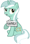 Discorded Literally Lyra