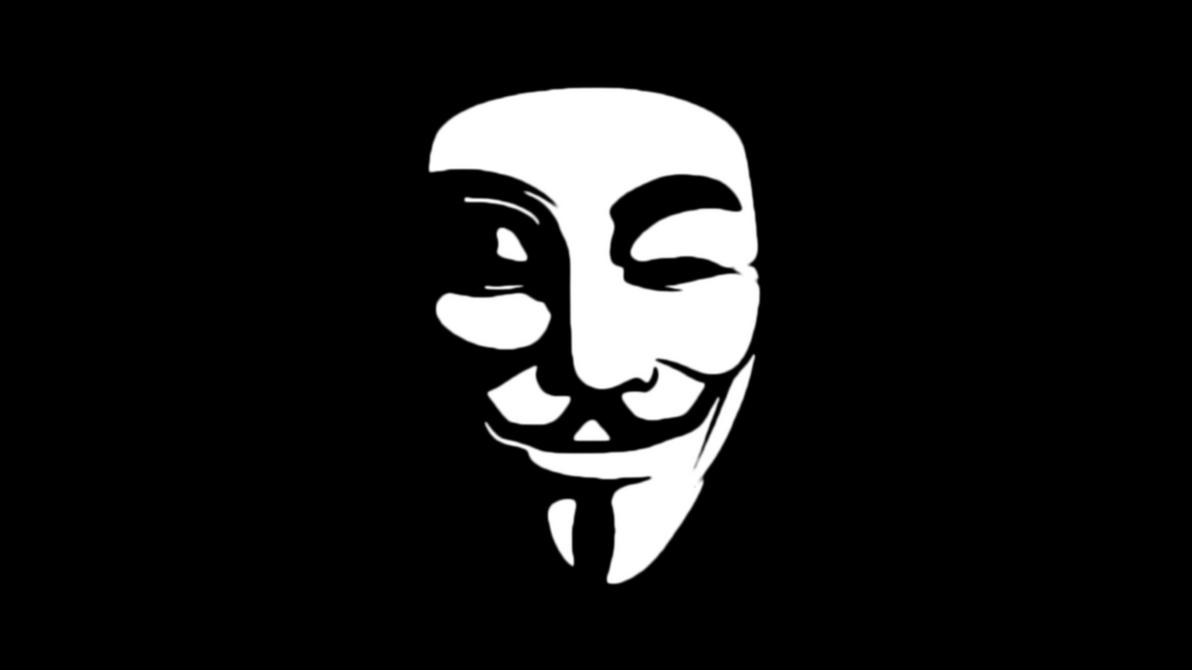anonymous mask wallpaper image - photo #20