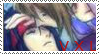 Vincent x Lucrecia stamp by DragonPyra1319