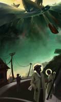 The Dead by Alicique