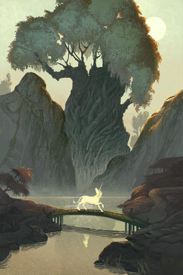Man's Road by Alicique
