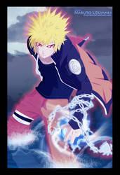 Uzumaki Naruto by o-nii-san