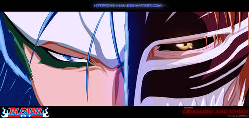Battle from the past: Vizard vs Arrancar by o-nii-san