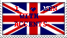 I Heart Men With Brit Accents by FoxyGrimReapess