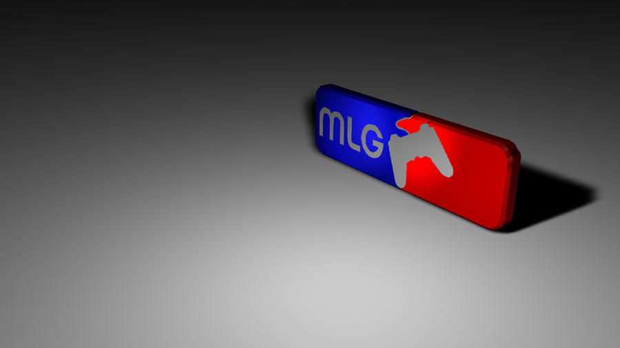 3D MLG Logo By Ryan Caird