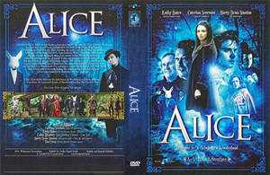 Alice 2009 DVD Cover by Craftigurumi