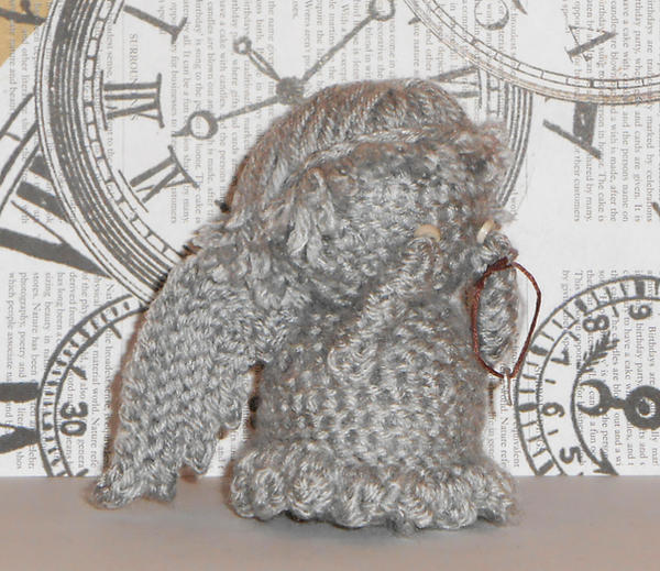 Amigurumi Weeping Angel Pattern : Weeping Angel Amigurumi by Craftigurumi on DeviantArt