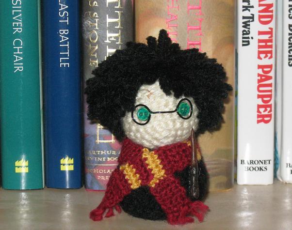 Amigurumi Harry Potter : Harry Potter - Amigurumi v2.0 by Craftigurumi on DeviantArt