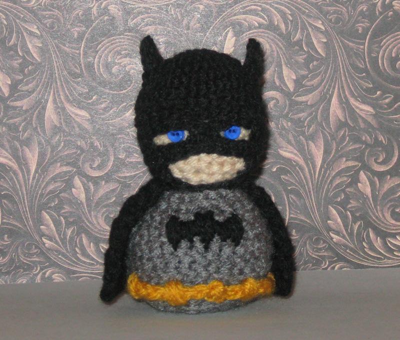 Batman Amigurumi by Craftigurumi on deviantART