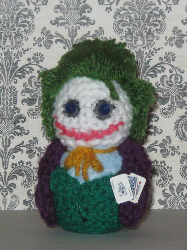 Joker Amigurumi by Craftigurumi on DeviantArt