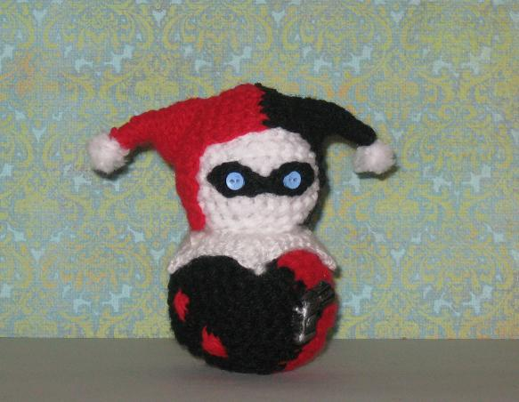 Harley Quinn Amigurumi Doll by Craftigurumi on DeviantArt