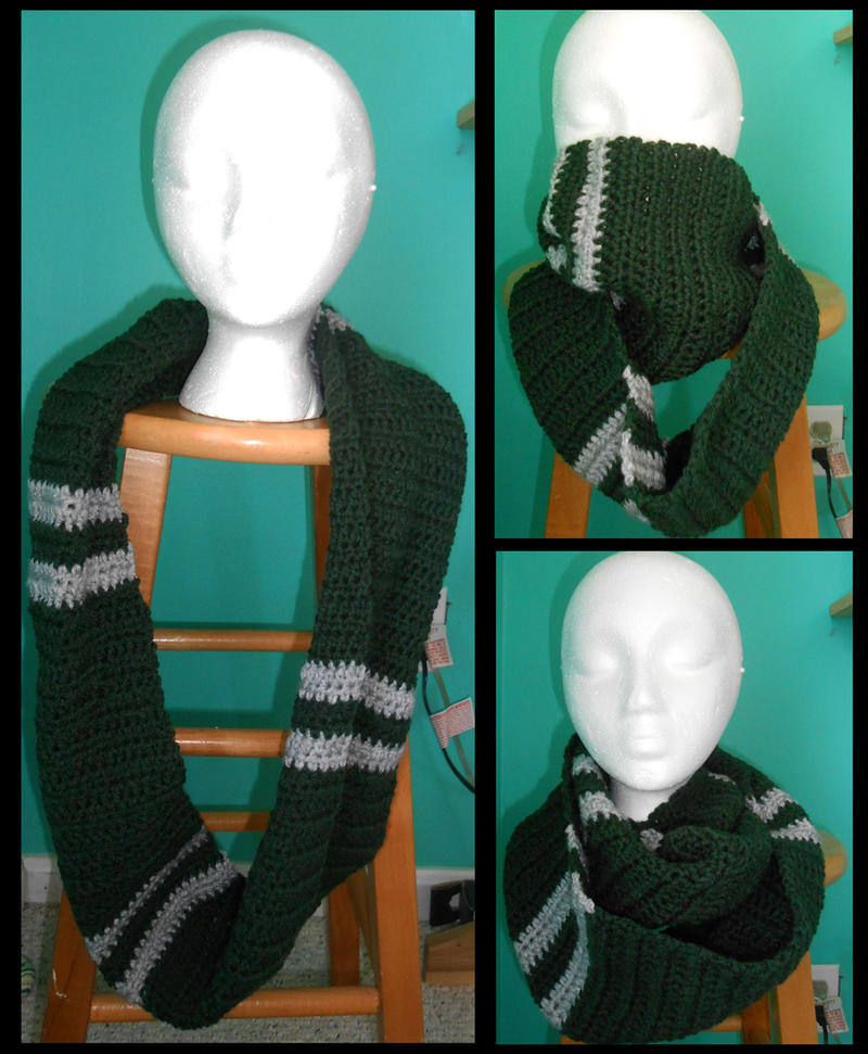 Harry Potter Scarf Slytherin Images &amp Pictures  Becuo