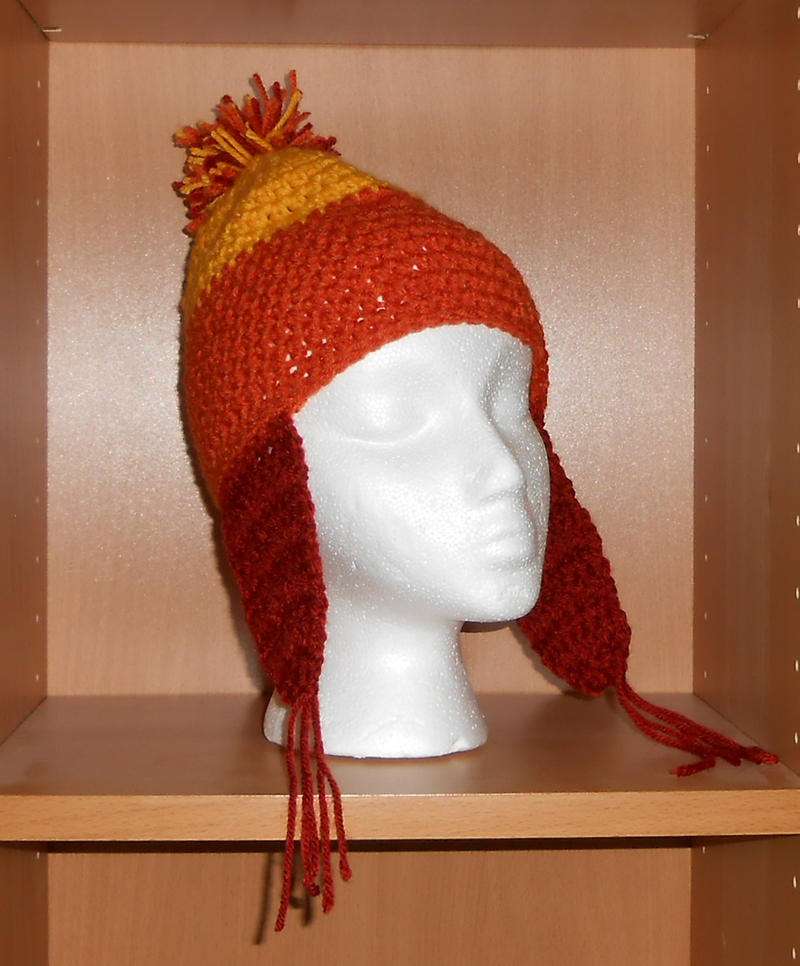 Knitting Pattern For Jayne s Hat Firefly : Crochet Jaynes Hat (From Firefly) by Craftigurumi on DeviantArt