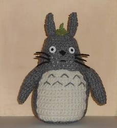 Totoro Amigurumi Plush by Craftigurumi