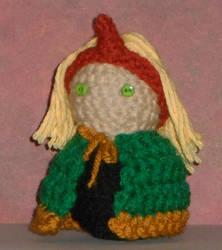 Summoner Amigurumi Doll by Craftigurumi