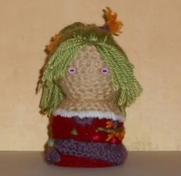 Terra Branford Amigurumi Doll by Craftigurumi