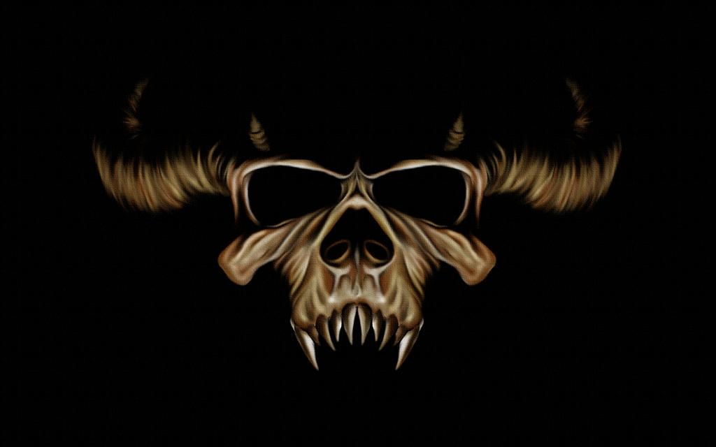 Danzig Samhain Skull 1 by Misfit by Bob-Misfit-Modelski on DeviantArt
