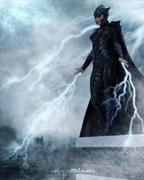 0354 Maleficent1 by alexaana