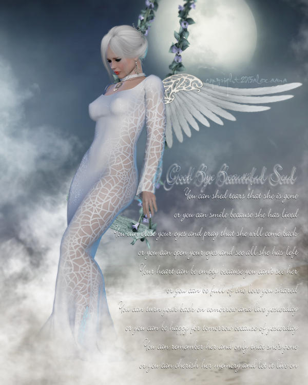 Goodbye Beautiful Soul by alexaana