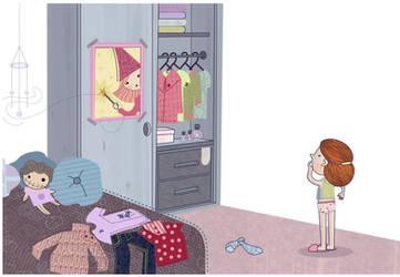 my closet by Pocket-Zoo
