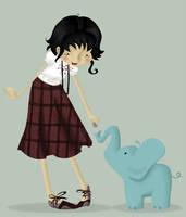pocket.elephant by Pocket-Zoo