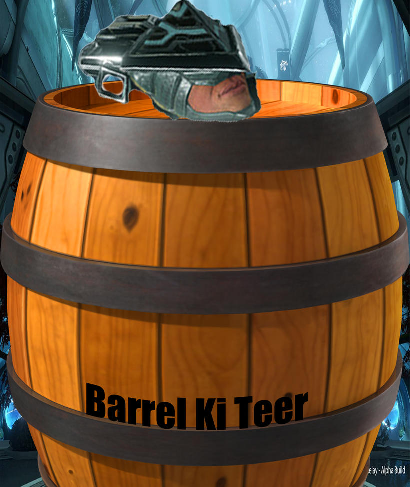 Barrel Ki Teer by rhinoking64