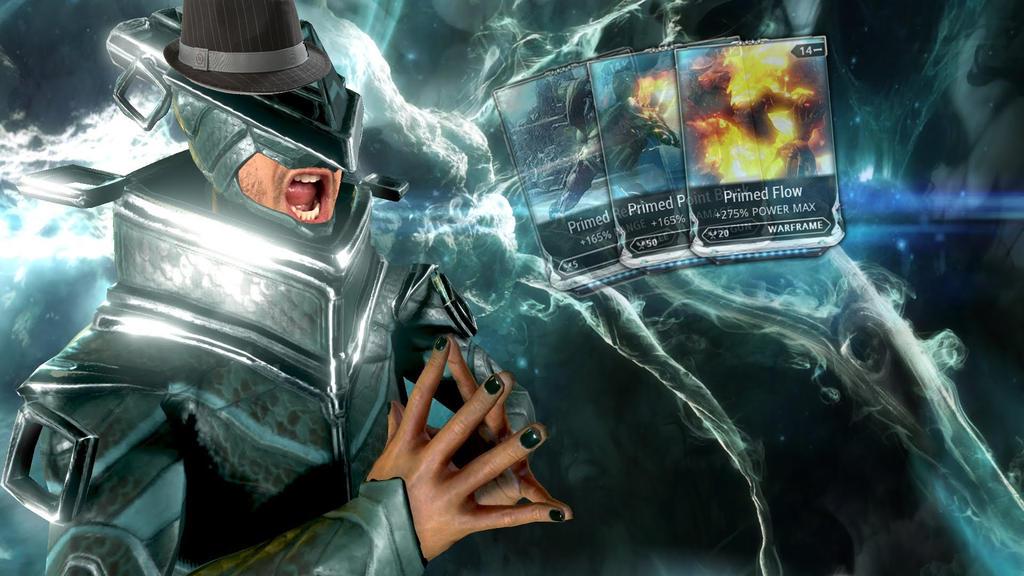 Barrel Ki Teer's trip to the void by rhinoking64